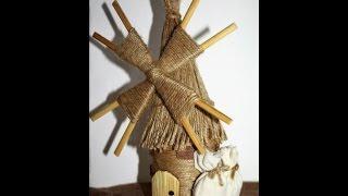 Декоративная мельница — необычное и стильное украшение сада своими руками